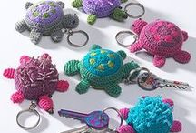 Animal keychain