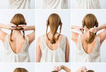 coiffure femme mi long