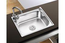 キッチンシンク・Kitchen Sink / キッチンシンク 台所の流し台 #304ステンレス製流し台