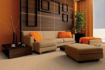 Your beige & leather sofa