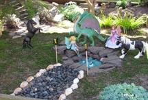 My Mini Fairy Garden / by Mary Governali-Garcia