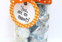 Make at home gifts