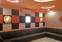 Thi công phòng karaoke Finish Palaces / Công trình thi công phòng karaoke Finish Palace do cty Phan Nguyễn Audio thực thiện theo phong cách hiện đại, sang trọng
