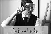 Freelancer Insides - Our freelancers in interview / Meet our freelancers and learn how to become a successful freelancer. Get inspired by great stories and amazing professsionals who enjoy the freelance lifestyle. An interview with...