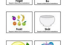 Språk: förskola