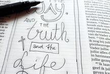 DIY - biblejournaling