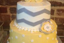 Baby Cakes / Baby Cakes board for your baby shower planning. / by Modern Baby Shower Ideas