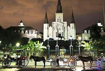 New Orleans, LA....I ♥♥♥ / by Carol Frey