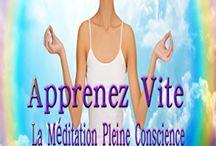 Méditer / Apprenez Vite La Méditation Pleine Conscience http://amzn.to/2kOymbS
