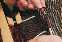 Weaving / by Jean Peter