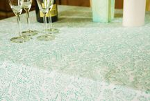 Linen Tablecloths / French Country Style Table Linens - Picnic Tablecloths - Linen Tablecloths