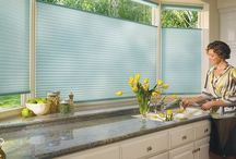 AWF new website / Photos of plantation shutters and Hunter Douglas blinds, shades and sheers from the newly redesigned Austin Window Fashions website.