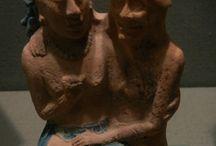 Pre- Columbian Art/ Focus Project Image Board/ March 1, 2016