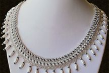 Collana perline e perle / Istruzioni