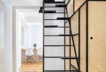 Decoration escalier
