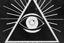 Illuminati & Mind Control / Brainwashed by media. Mk ultra, monarch, illuminati sacrifice. It's really out there. It's scary as hell. / by Hillary Mosher