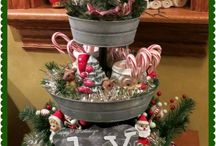 Christmas centerpieces and more