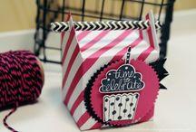 Faltbox / Tüte
