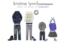 What to Wear:: Photo Shoots