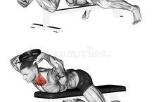 A gym nacke