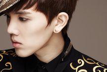 Jungkyun (Bigflo) / Jung Jung Kyun; born: 27 November 1987; South Korean singer and dancer; member and leader of Bigflo