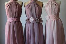 Bridesmaid  / Wedding ideas