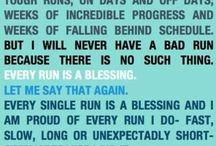 Running / Stuff about running