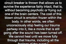 Trauma and emotions