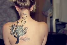Tattoos I'm too chicken to get / by Amy Smith