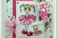 Cards/Scrapbook Pages / by Christine Riley