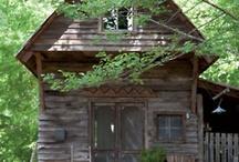 venkovní posezení, verandy