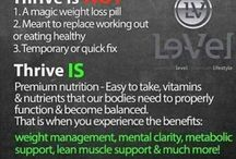 Thrive dietary supplement