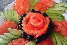 Meyve oyma
