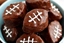 Super Bowl Ideas / Fun game day ideas