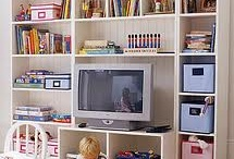 Play Room Ideas / by Jill Hunt Staggs