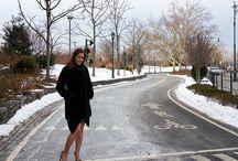 Chelsea Piers 31 Jan 2014 / Chelsea Piers 2014 #nanagouvea #Snow #ChelseaPiers #crazy #winter #NewYorkCity #NYC #happy #beautiful #IloveNY #boats #carloskeyes