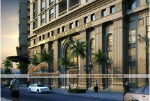 Thiết kế nội thất chung cư D'. Le Pont D'or – 36 Hoàng cầu – Tân Hoàng Minh / Nội thất tân cổ điển sang trọng trong căn hộ mẫu chung D'. Le Pont D'or – 36 Hoàng cầu – Tân Hoàng Minh. http://vietnamarch.com.vn/noi-that-chung-cu-d-le-pont-dor-36-hoang-cau-tan-hoang-minh/