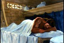 Second 4 out of 12 minor Prophets 1) Jonah 2) Micah 3) Nahum 4) Habakkuk