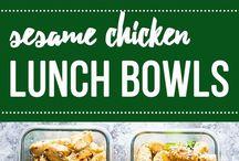 food lunch ideas
