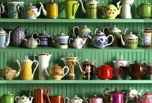 tea / by Crystal Still