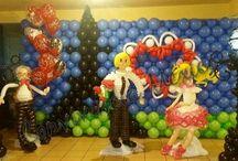 decoracion fiestas Estado de Mexico