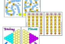 Review Games & Gameboards any subject