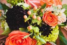 Floral arrangements / by Angie Schwab Bradbury