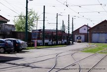 Szegedi Közlekedési Társaság Kft. >> (ČKD) Tatra KT4D / Sie sehen hier eine Auswahl meiner Fotos, mehr davon finden Sie auf meiner Internetseite www.europa-fotografiert.de.