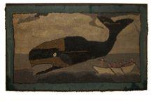 hooked rugs / by Ess Kilduff