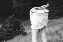 Julia Konrad on mariedanker.com / Skirt designed by Julia Konrad