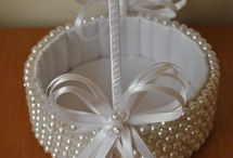 canasta para boda