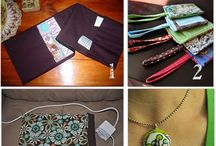 DIY Bags, Wallets, Cozies and Cases / by Kathleen Joseph