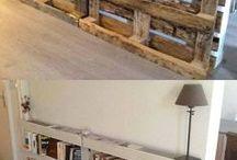 mobilier din paleti