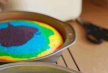 Torte colorate